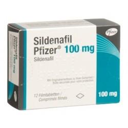 Sildenafil Pfizer 100mg
